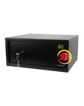 25L Home Security Safe Box with Triple Blade Lock®