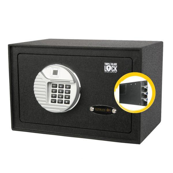 Ultimate Safe® 20BIOM Biometric Home Safe