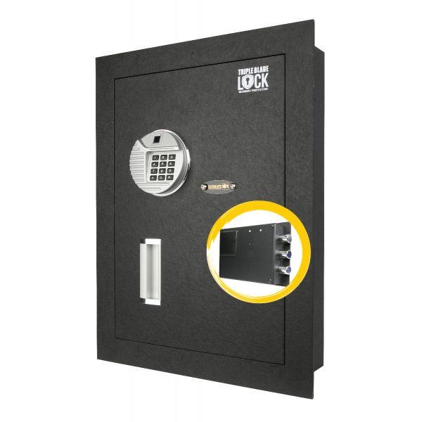 Ultimate Safe® 48BIOM Biometric Home Safe