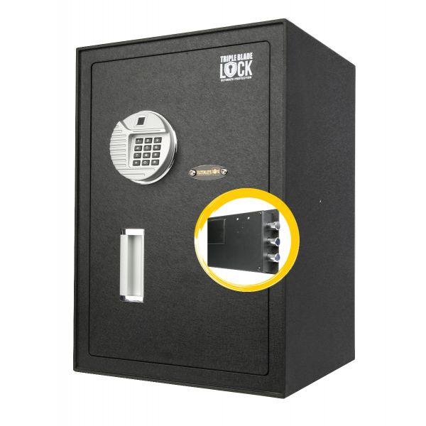 Ultimate Safe® 50BIOM Biometric Home Safe