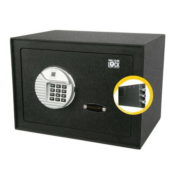 Ultimate Safe® 25BIOM Biometric Home Safe